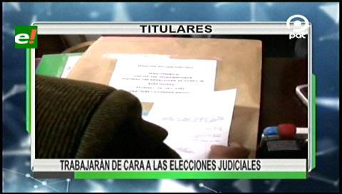 Video titulares de noticias de TV – Bolivia, mediodía del sábado 17 de junio de 2017