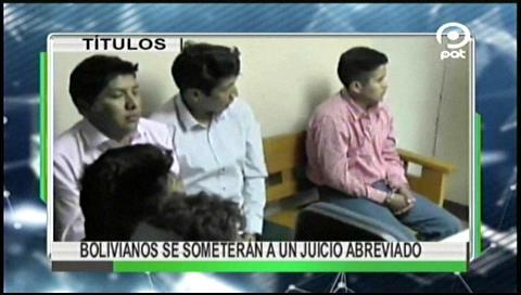 Video titulares de noticias de TV – Bolivia, mediodía del lunes 19 de junio de 2017