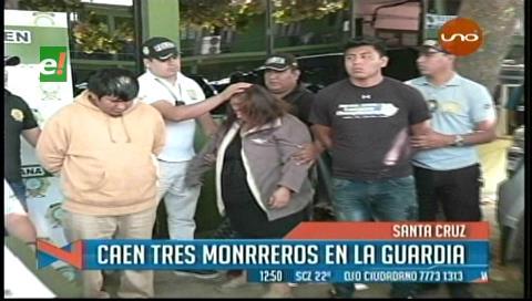 Detienen a tres personas acusadas de robar domicilios en El Torno y La Guardia