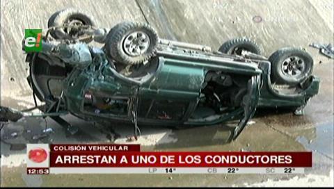 Testigos afirman que los responsables del accidente en el Cambódromo huyeron del lugar