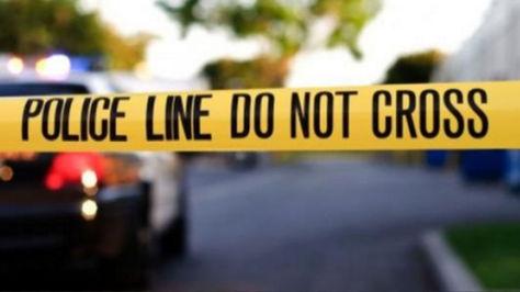 Policía acordonó lugar del incidente