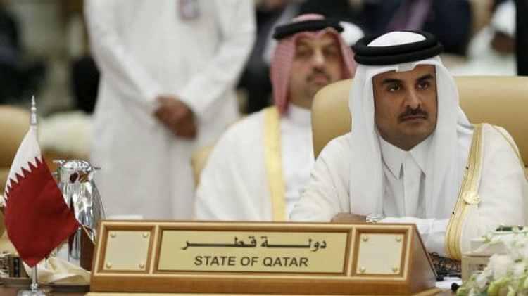El emir de Qatar, Tamim bin Hamad al Thani (Reuters)
