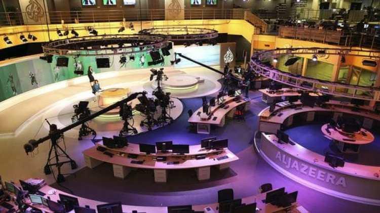 Un estudio de la cadena qatarí Al Jazeera, que los países del Golfo quieren cerrar