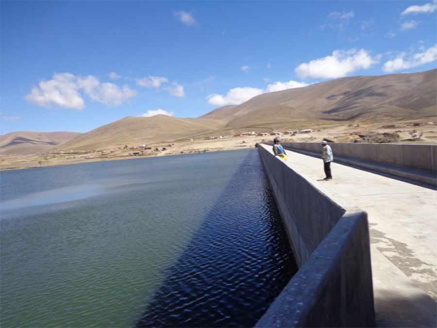 Resultado de imagen de cinco represas en Oruro