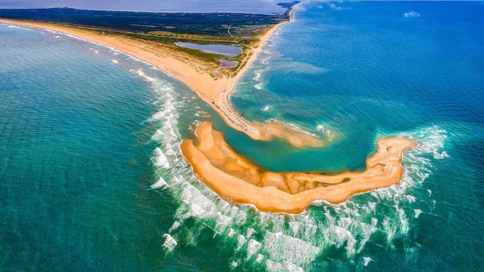 Esta es la nueva (y peligrosa) isla que ha aparecido frente a la costa de EE.UU.