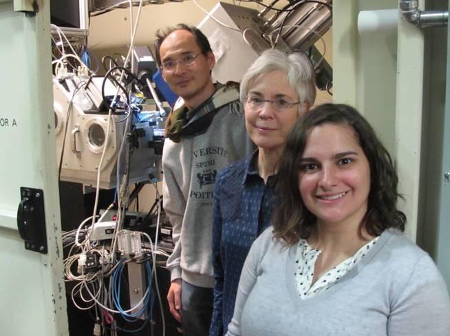 Investigadores del Laboratorio Nacional Lawrence Berkeley