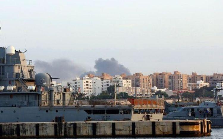 Explosión en Trípoli (Imagen de archivo, AFP)
