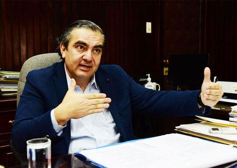Hugo Siles, viceministro de Autonomías.