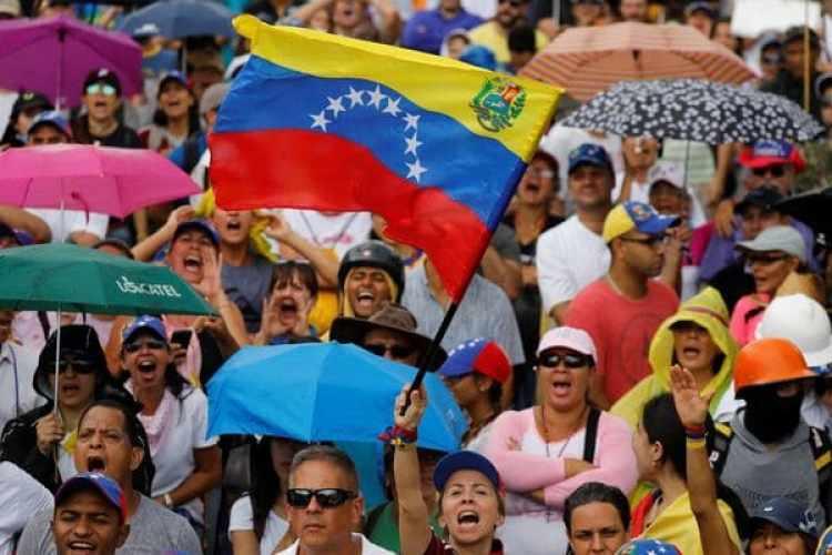 Se cumplen 100 días de las protestas de la oposición contra el régimen de Nicolás Maduro(REUTERS)
