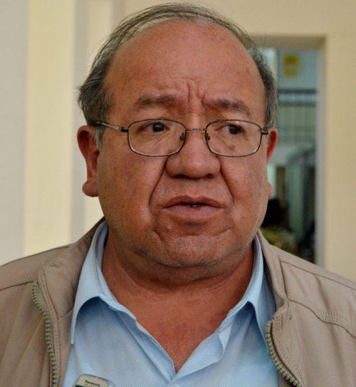 GUSTAVO ROJAS, PRESIDENTE DEL COMITÉ EJECUTIVO DE LA UNIVERSIDAD BOLIVIANA.