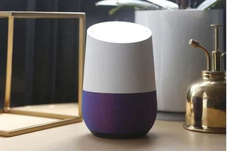 Google Home, el parlante inteligente que lanzó el gigante de Mountain View en octubre de 2016