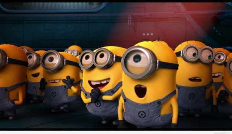 """La segunda plaza fue para """"Despicable Me 3"""", con 34 millones de dólares recaudados tras los explosivos personajes de los minions"""