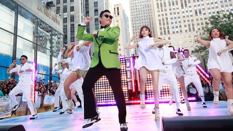 Fin de un récord: 'Gangnam Style' ya no es el video más visto de YouTube