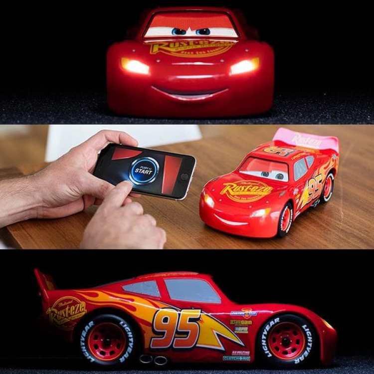 Ultimate Rayo McQueen de Sphero. Precio: USD 300