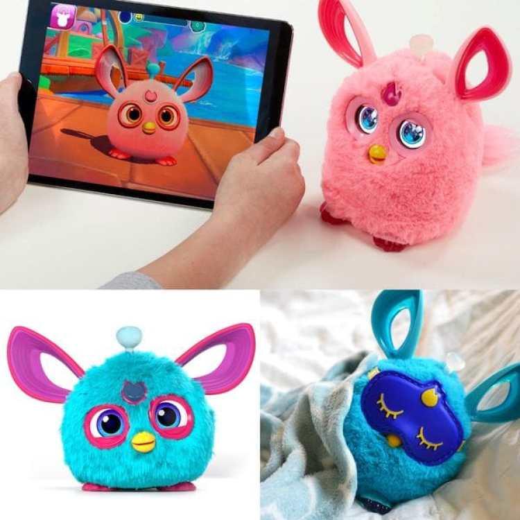 Furby Connect de Hasbro. Precio: USD 65