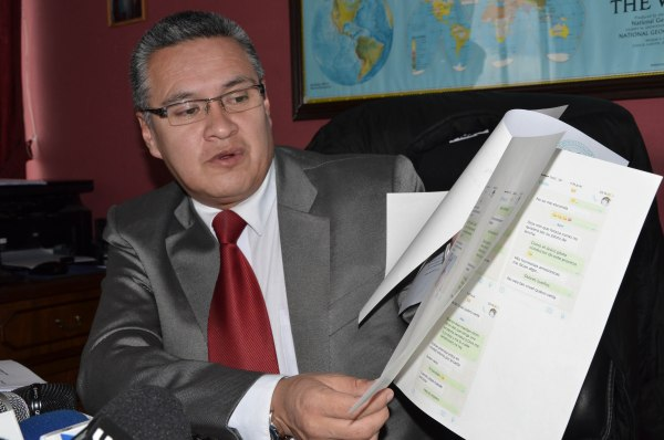 Resultado de imagen para abogado Eduardo Leon