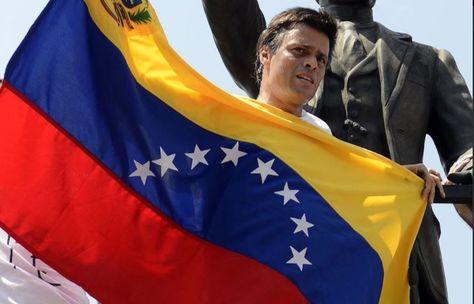 El dirigente opositor Leopoldo López. Foto: CNN