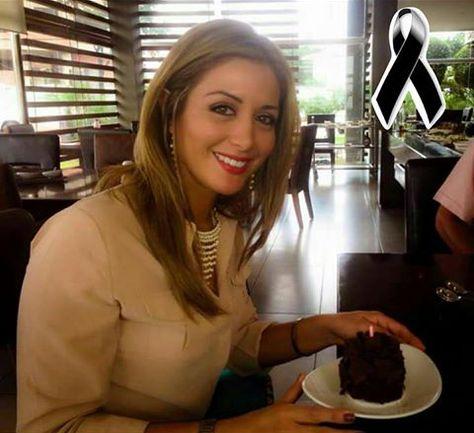 Ana Lorena Torrez Torrico, la gerente de la joyería Eurochronos que falleció en manos de atracadores.