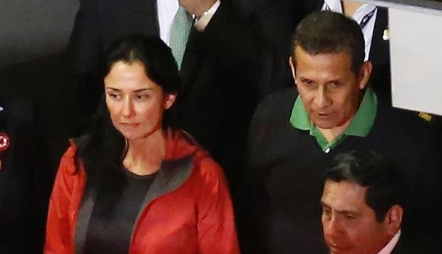 Ollanta Humala, Nadine Heredia