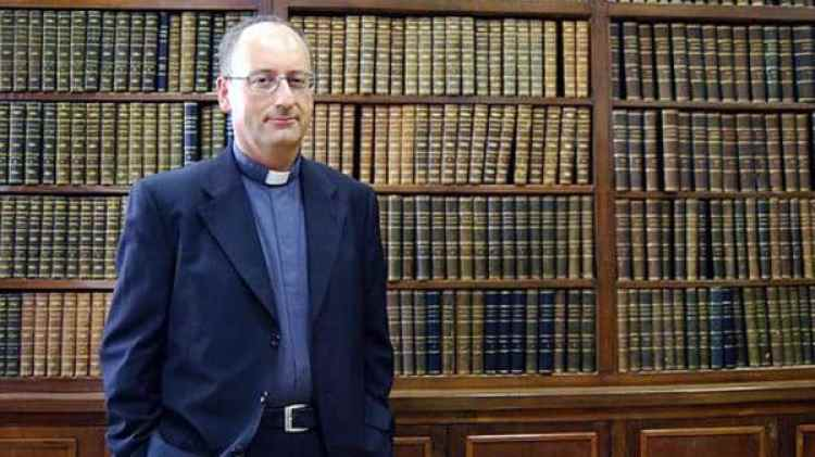 Antonio Spadaro, editor jefe de La Civiltá Cattolica