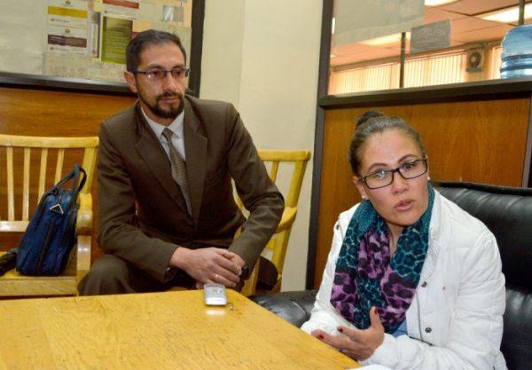 Representantes de la Plataforma por la Vida y la Familia visitaron a EL DIARIO para hacer conocer su posición sobre el derecho a la vida.