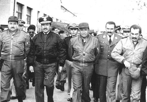 Dictadura Luis García Meza.