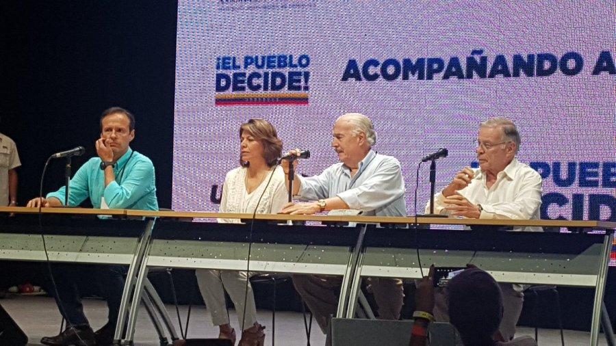 expresidentes Venezuela