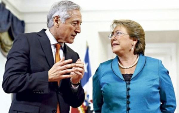 Canciller chileno Heraldo Muñoz fue ratificado en su cargo por la presidenta Michelle Bachelet