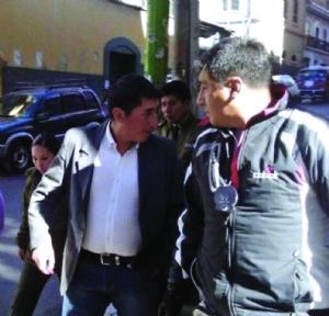 Achacachi va al paro cívico y rechaza parada militar del 7