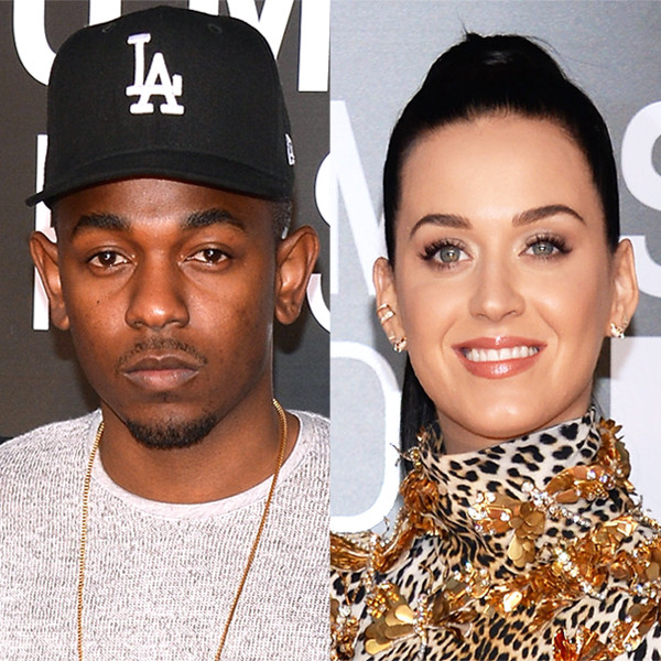 Kendrick Lamar, Katy Perry, The Weeknd