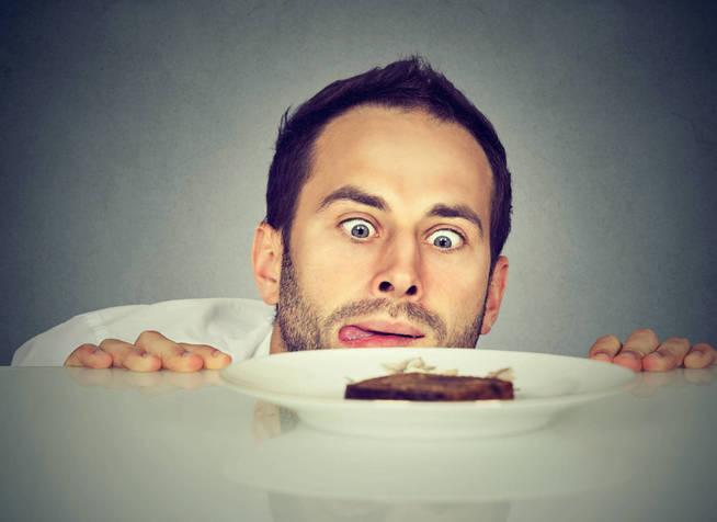 Cuando se junta el hambre con las ganas de comer. (iStock)