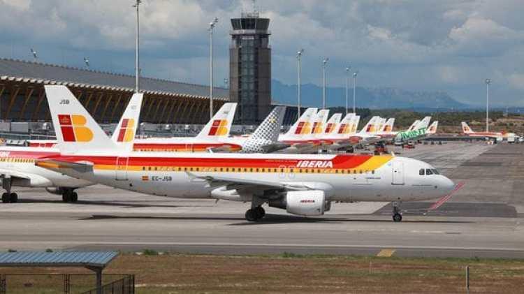 Aviones de Iberia (IStock)