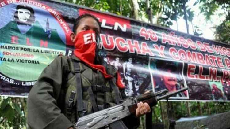 El ELN es una de las máximas preocupaciones del gobierno colombiano