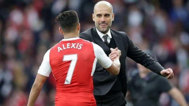 Alexis es el jugador pretendido por Guardiola, quien ya lo dirigió en Barcelona y lo quiere en el Manchester City