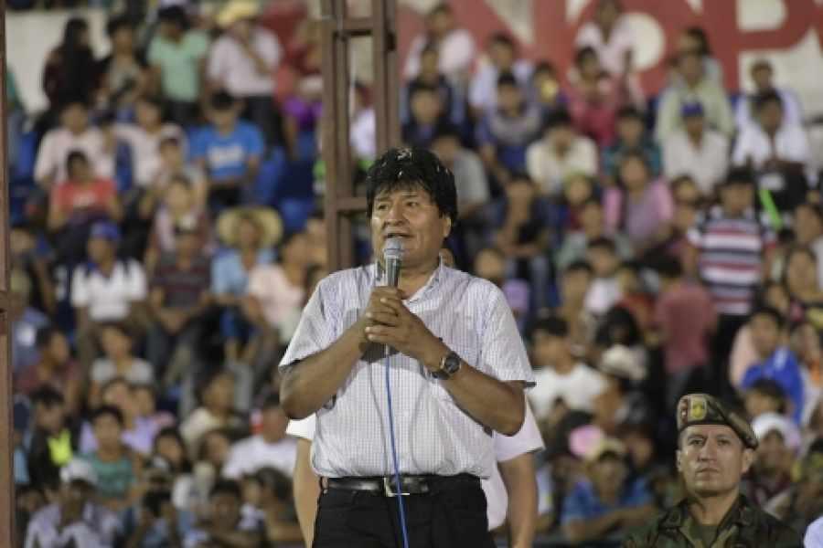 Inauguran fase departamental de Juegos Estudiantiles Plurinacionales en Potosí