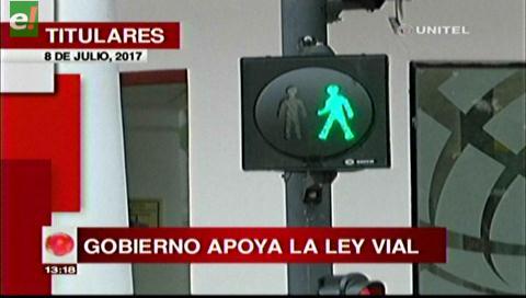 Video titulares de noticias de TV – Bolivia, mediodía del sábado 8 de julio de 2017