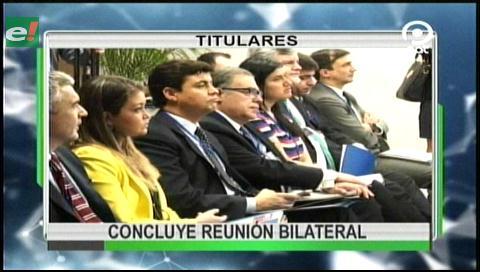 Video titulares de noticias de TV – Bolivia, noche del martes 25 de julio de 2017