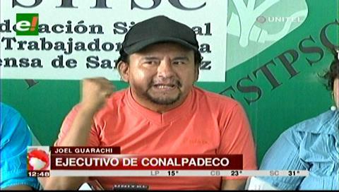 Coordinadora de Defensa de la CPE denuncia que la elección judicial está amañada