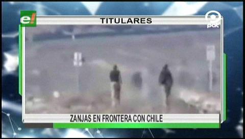 Video titulares de noticias de TV – Bolivia, noche del jueves 27 de julio de 2017