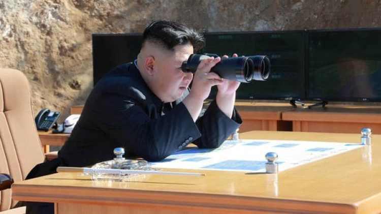 (Reuters/KCNA)