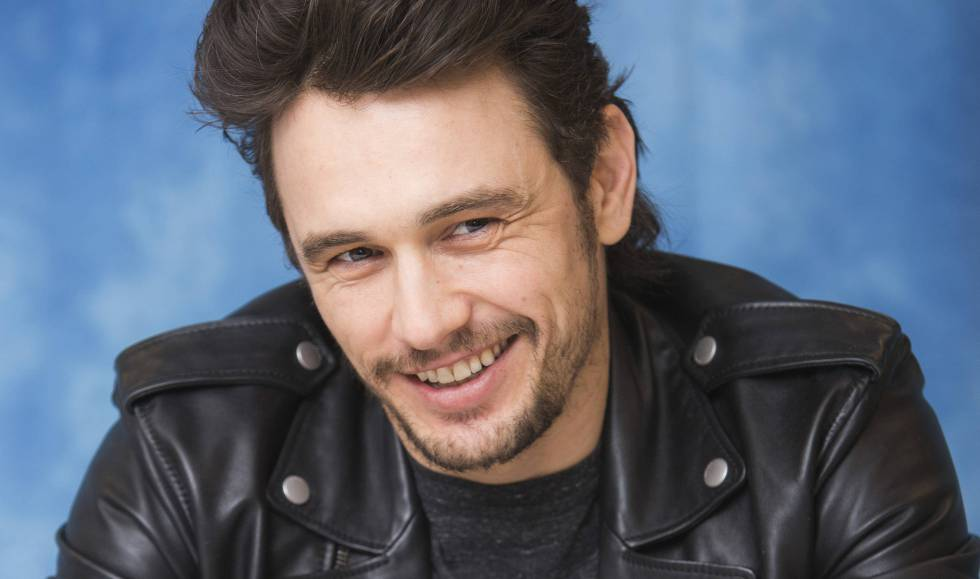 El actor James Franco.