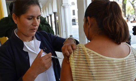 Resultado de imagen de contra la gripe en Cochabamba
