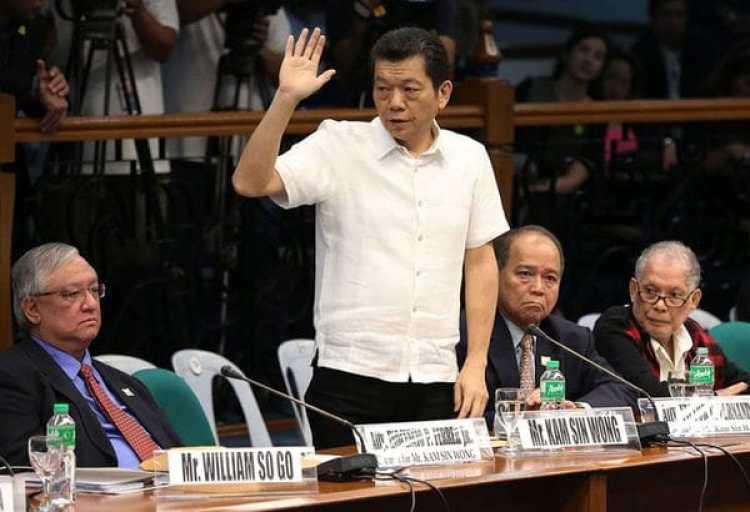 Kam Wong jura ante el Senado en una serie de escuchas que investigan el mayor ciberataque de la historia