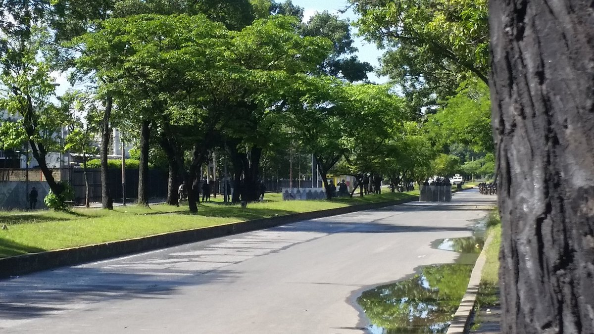 Alrededores del Fuerte Paramacay: Foto: Heberlizeth González