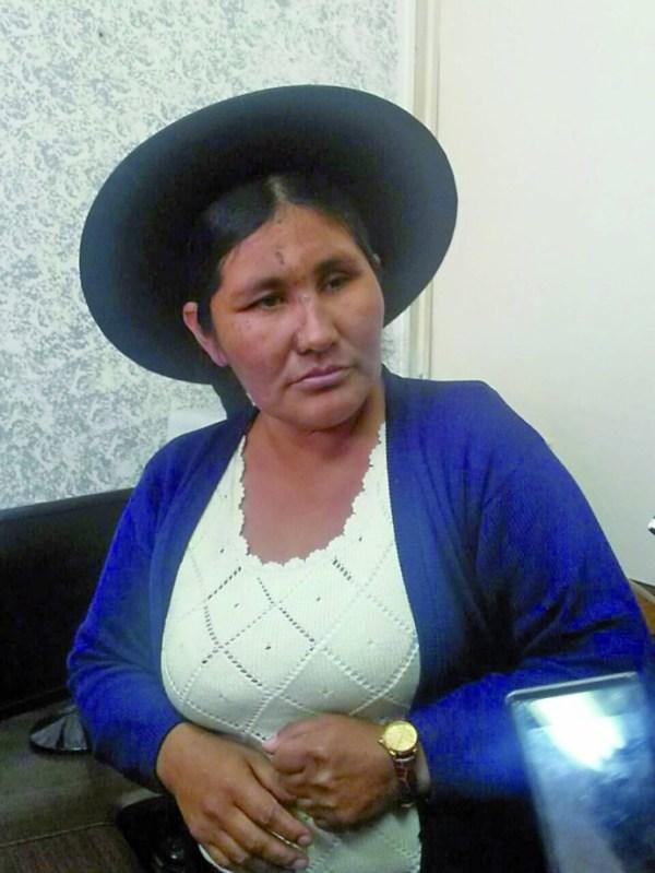 AUTORIDAD. La concejala Juana Maldonado, ayer, en su despacho del Concejo.