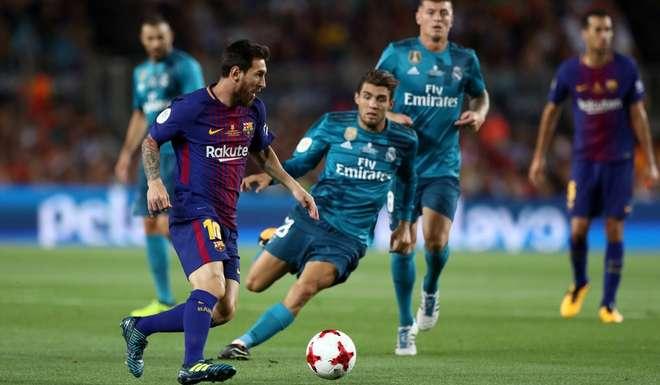 Messi supera la marca de Kovacic.