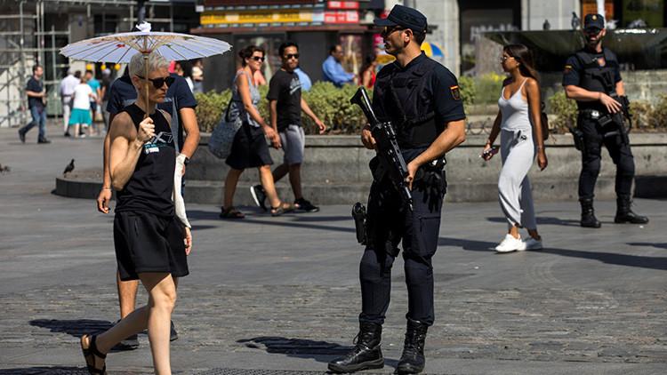 Policía catalana: Los terroristas preparaban un ataque