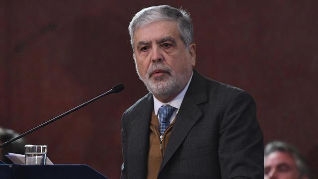 Julio De Vido, ex ministro de Planificación