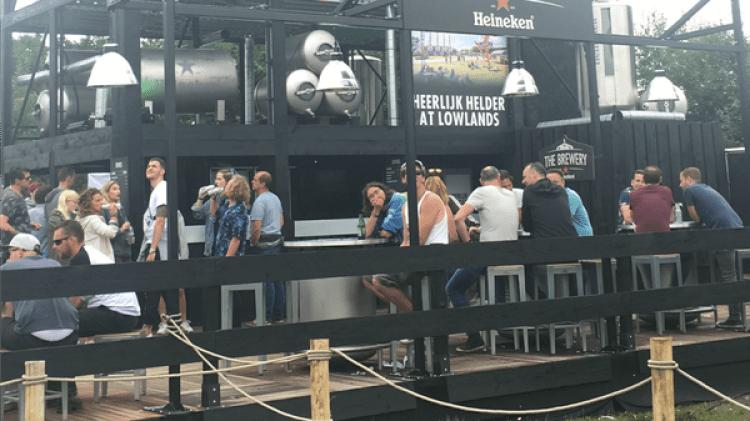 The Brewery Heineken