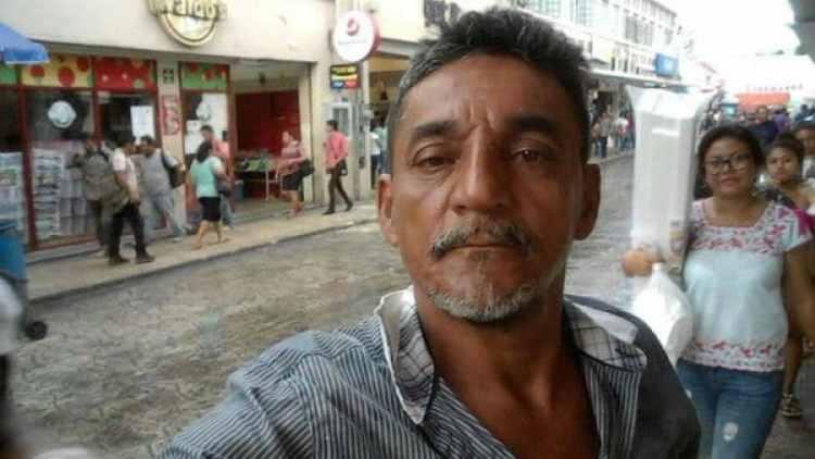Cándido Ríos, periodista asesinado. (Twitter)